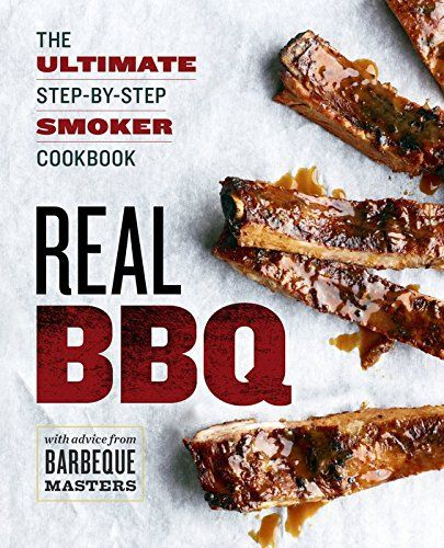 Prep It, Smoke It, Savor It – A Start-to-Finish Meat Smoking Guide There is no tried-and-true formula to smoke mouthwatering barbecue, which is part of the fun and part of the challenge. Don't be fooled, though. With Real BBQ, mastering your smoker may take time and patience, but it... more details available at https://www.kitchen-dining.com/blog/cookbooks-food-wine/canning-preserving/product-review-for-real-bbq-the-ultimate-step-by-step-smoker-cookbook/