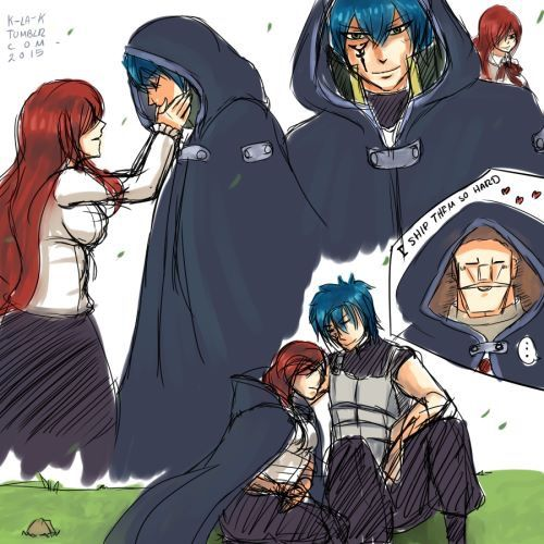 17 Best Images About Erza Scarlet And Jellal Fernandes