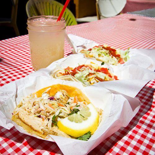 Los Angeles: Sky's Gourmet Tacos