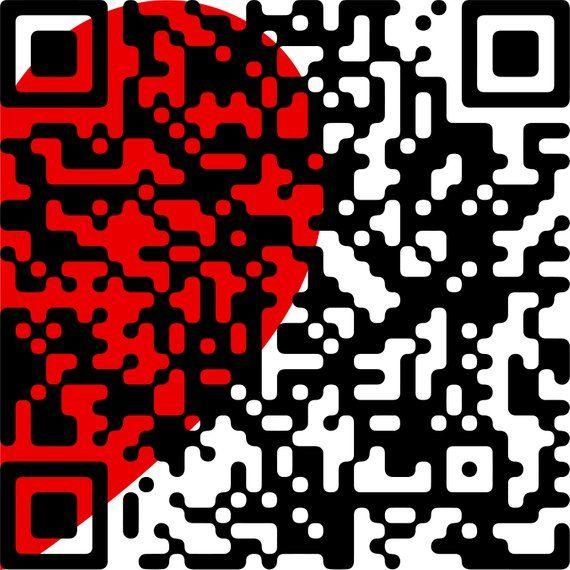 Download Half of My Heart, John Mayer, QR code svg, congratulations ...