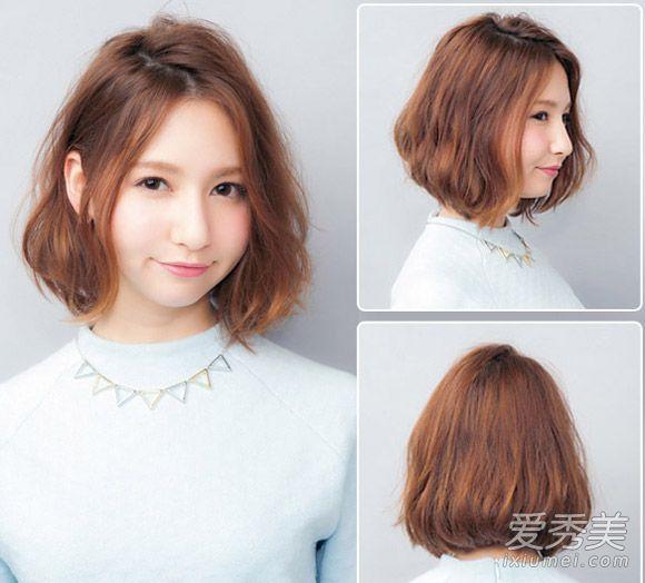2016女生短髮髮型圖片!12款美過長發,快把長發剪了吧!