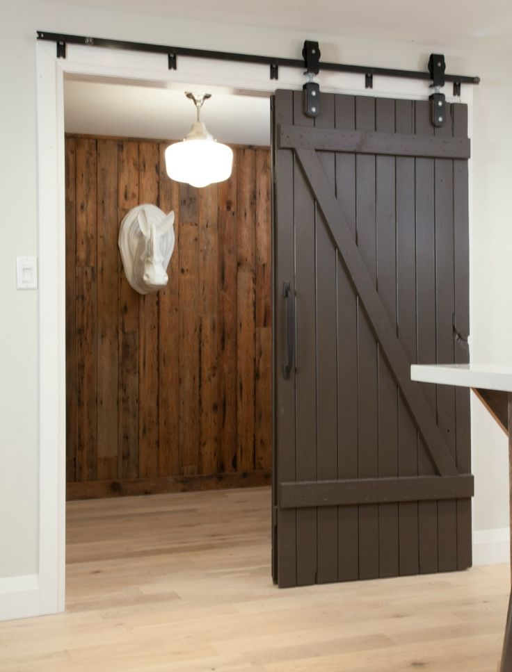 17 best images about vintage barn doors on pinterest for Pantry barn door hardware