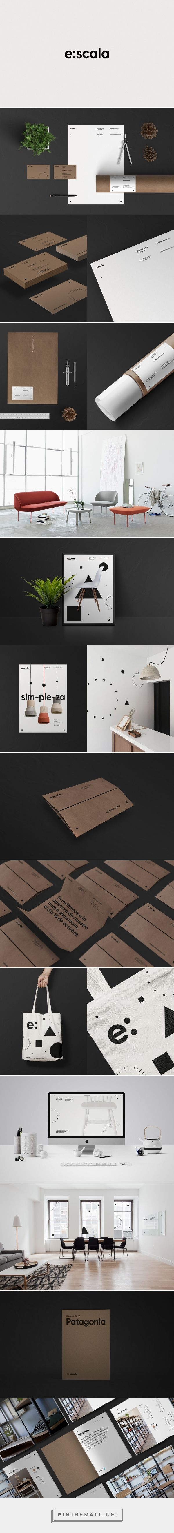 E:scala Architecture Branding by Page   Fivestar Branding Agency – Design and Branding Agency & Curated Inspiration Gallery