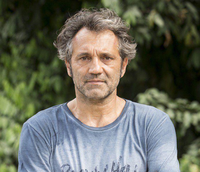 Ator Domingos Montagner está desaparecido no rio São Francisco