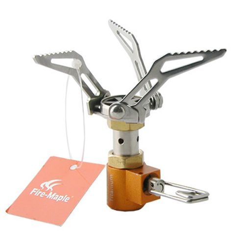 New Arrival FMS-300T Ultralight Folding Titanium Stove Picnic Portable Camping Gas Stove Stove 45g 2600W * See this great image @ http://performance.affiliaxe.com/aff_c?offer_id=11422&aff_id=86258&source=http://www.aliexpress.com/item/Fire-Maple-FMS-300T-Outdoor-Picnic-Portable-Camp-Gas-Stove-Fold-Ultralight-Titanium-Burner-Mini-Stove/1917645062.html&alv=160716062745