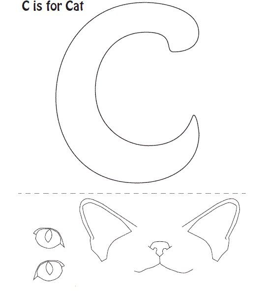 14 best alphabet letter c crafts images on pinterest alphabet letter c crafts for preschool preschool crafts spiritdancerdesigns Images