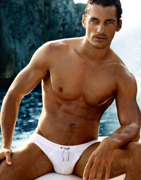 For all of the David Gandy fans out there, he needs your help!  Swide has a poll out for choosing the favorite D & G model.  Please vote!