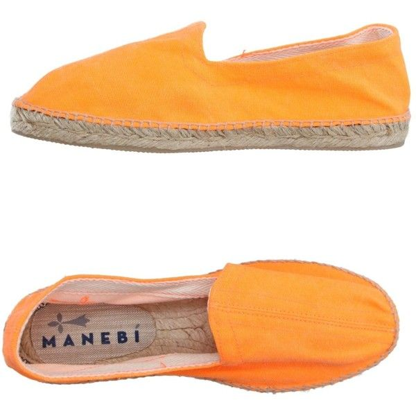 Paez Espadrilles ($47) ❤ liked on Polyvore featuring shoes, sandals, orange,