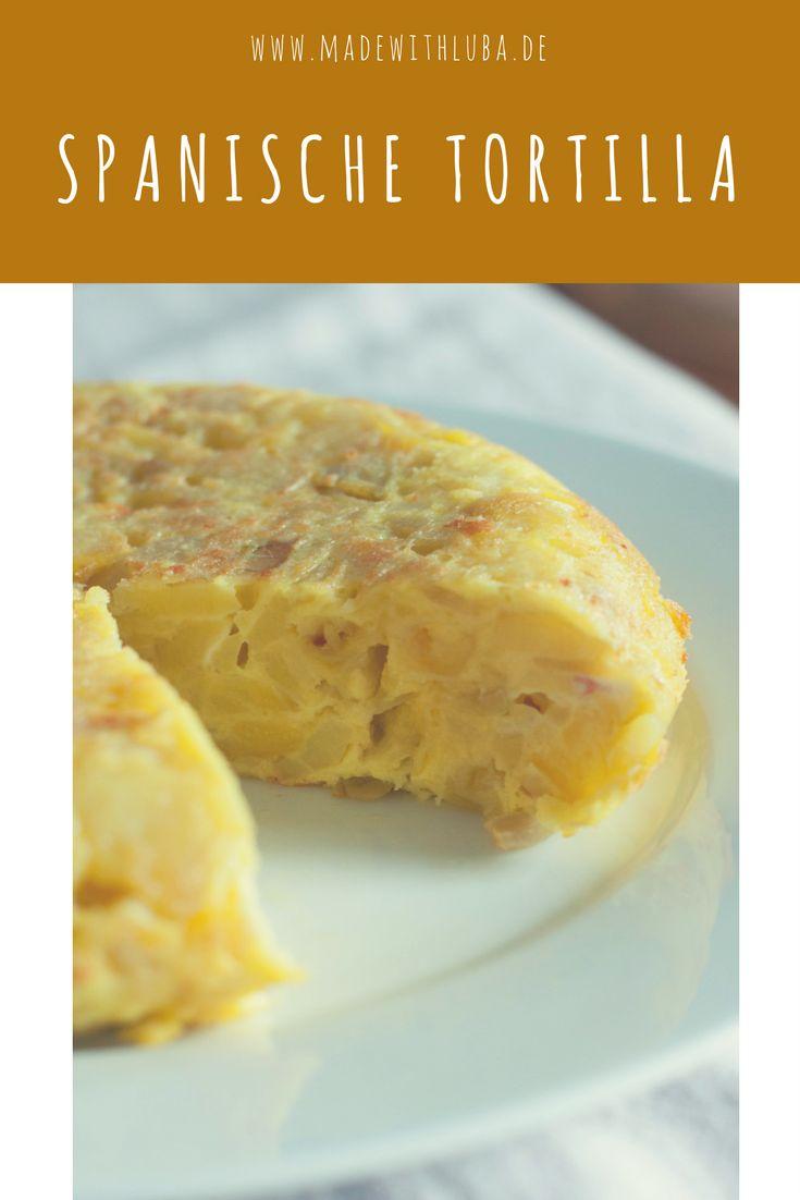 Eine leckere spanische Tortilla passt eigentlich zu jeder Feier!   Kartoffeln, Spanische Rezepte, Tapas, Pinchos, Spanien, Sommer, Grillen, Party