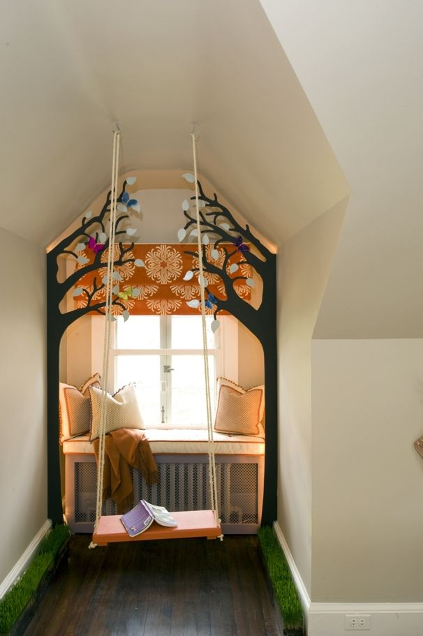 1000 images about reading nooks on pinterest erin Built in reading nook