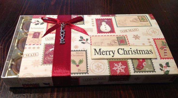 Christmas Toffifee-box.