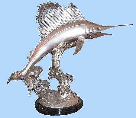 Sailfish - Silver Bronze Collection BR23025