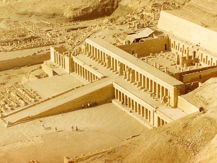 Templo de la faraona Hatshepsut