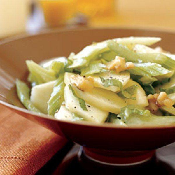 Celery Apple Salad