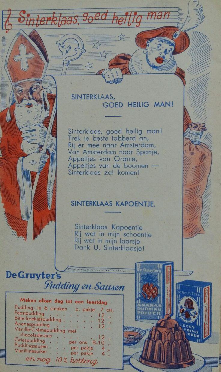 De Gruyter, Sinterklaas