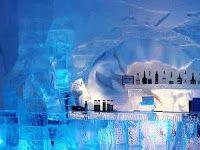 #Ледянные_отели, замки в Европе. Это ли не чудо? #Фото, описание от сайта Тревел-Комфорт