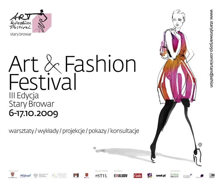 Theme of Festival by Tomek Sadurski #art #fashion #festival #starybrowar #sadurski #poznan #theme