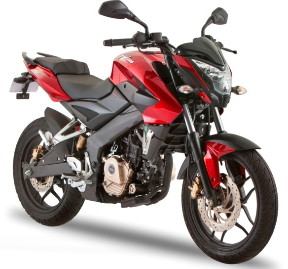 Either this Pulsar 200 NS or the Honda 150 PCX scoot!