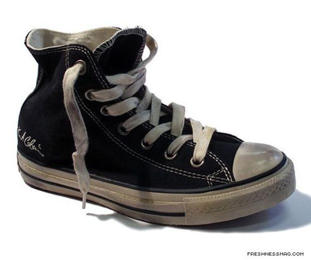 Converse - Kurt Cobain Collection - Freshness Mag