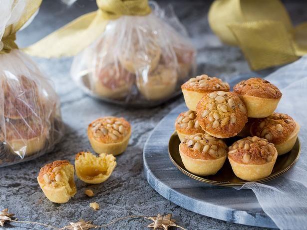 Pine Nut Tartlets Recipe - Viva