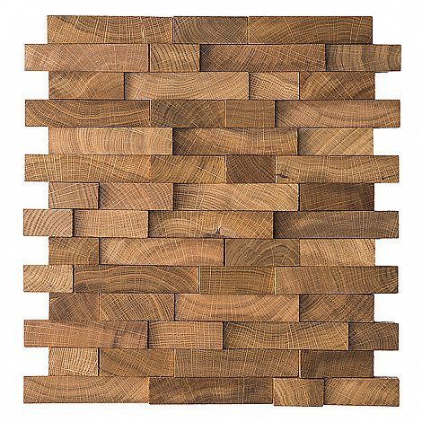 OAK TECTA TRS - DUNIN, wooden mosaic, drewniana mozaika, drewno