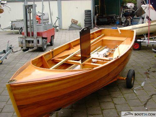 Eigenbau PROTO ZEDER 460 II kaufen - Jolle - Segelboot - Boot24.com