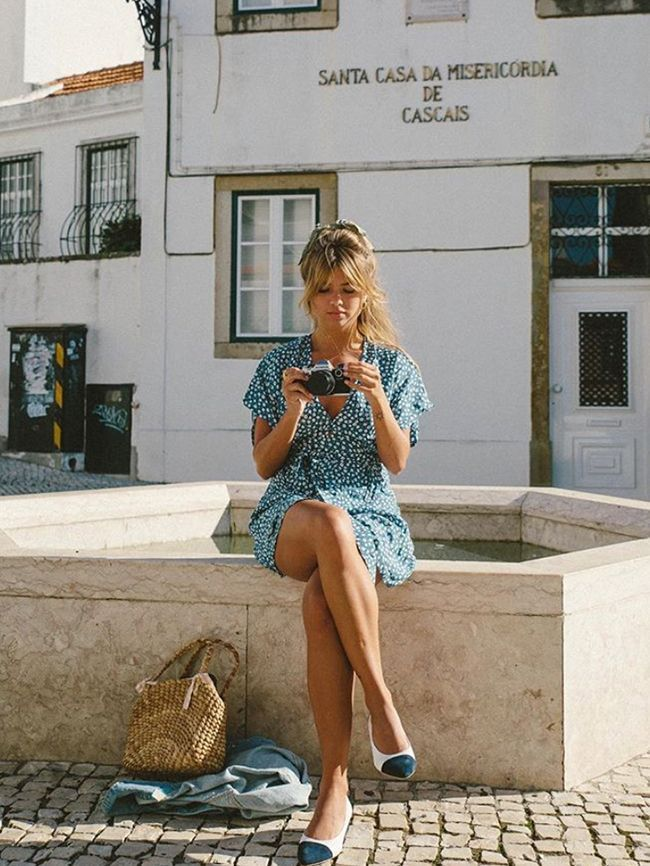 Swedish blogger Matilda Djerf has the chicest looks for the summer. Here's why her style is one you'll want to copy too.