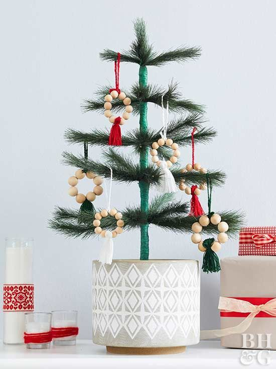 These easy-to-make ornaments will bring homemade charm with a whimsical touch to your holiday season.
