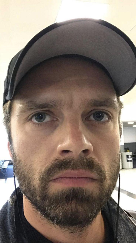 Sebastian Stan ig story 10.26.17