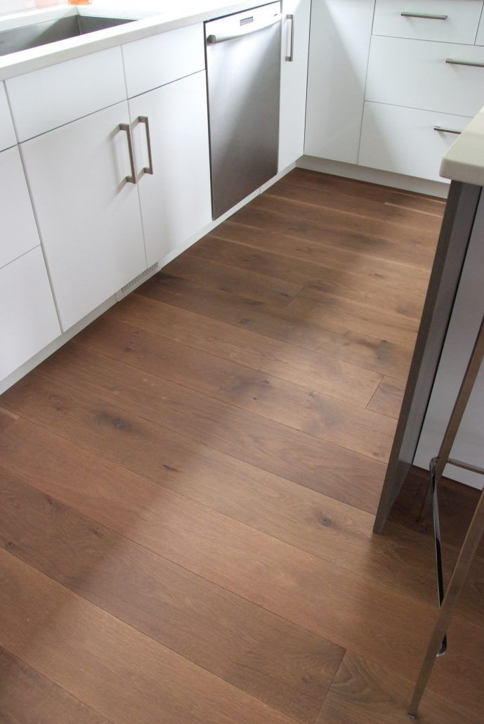 Wide Plank Hardwood | White Oak Flooring