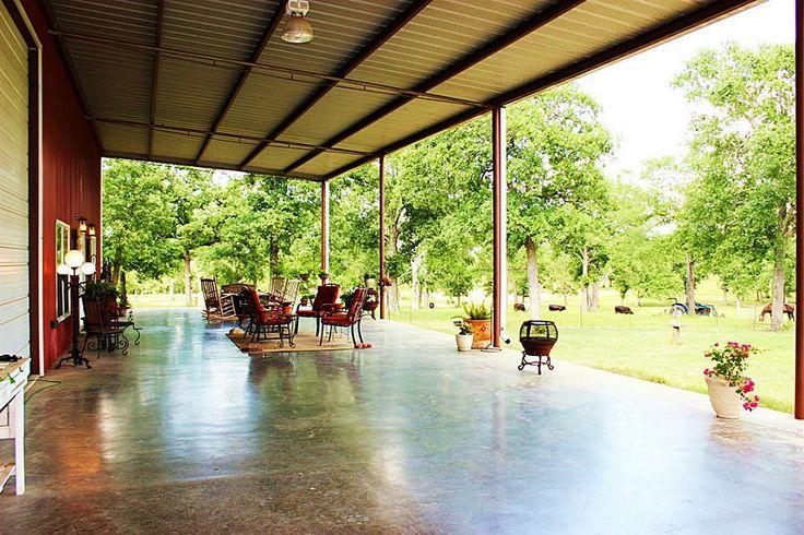 Barndominium Bellville Texas Joy Studio Design Gallery