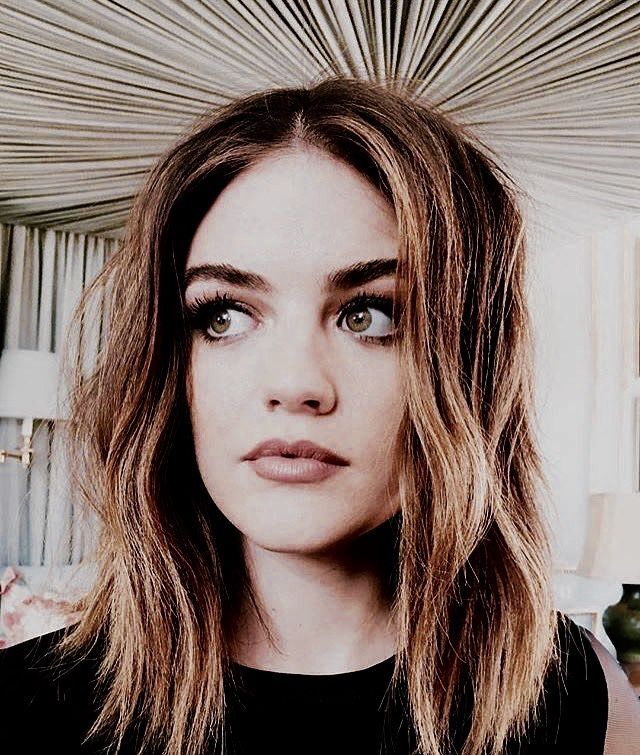 Lucy Hale. Pinned by @lilyriverside