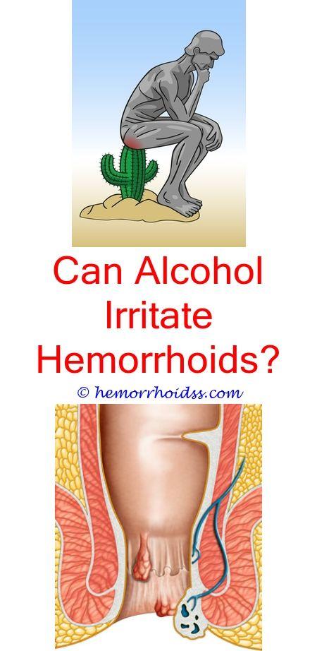 Hemorrhoid cream for spider veins