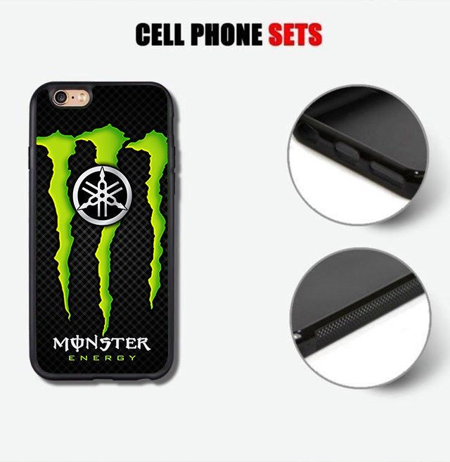 Yamaha Monster Energi Custom Print On Hard Plastic CASE COVER For iPhone 6/6s #UnbrandedGeneric #Top #Trend #Limited #Edition #Famous #Cheap #New #Best #Seller #Design #Custom #Gift #Birthday #Anniversary #Friend #Graduation #Family #Hot #Limited #Elegant #Luxury #Sport #Special #Hot #Rare #Cool #Cover #Print #On #Valentine #Surprise #iPhone #Case #Cover #Skin #Fashion #Update #iphone8 #iphone8plus #iphoneX