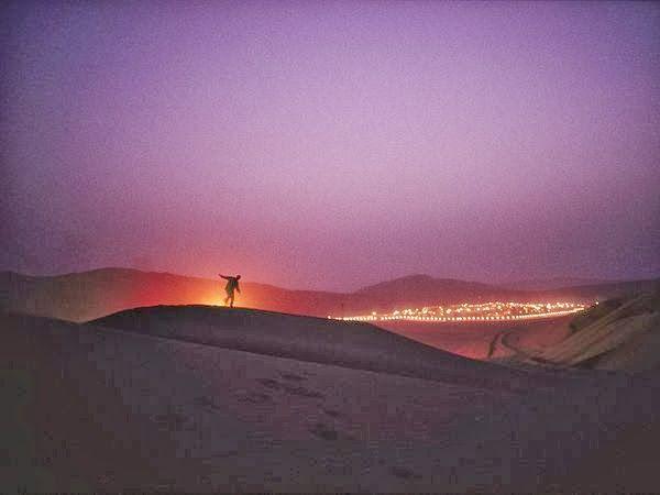 Latitude Adjustment: Traveling the Rainbow: Purple