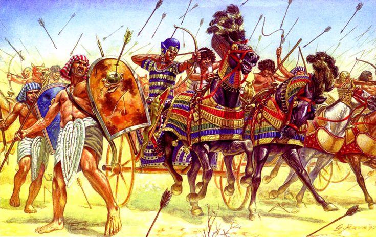 Battle of Kadesh 2