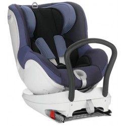 SILLA DE AUTO RÖMER DUALFIX: silla grupo 0+1 que ofrece la posibilidad de cambiar la orientación del asiento una vez alcanzado el grupo 1.