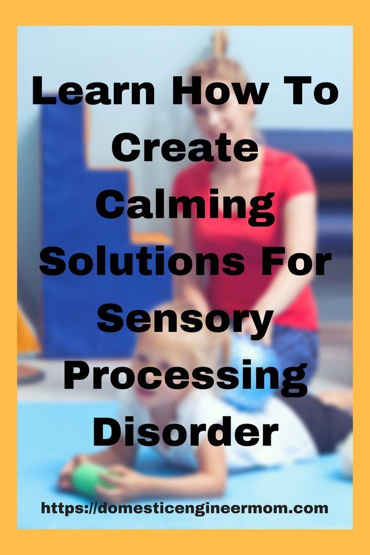 Sensory Processing Disorder?