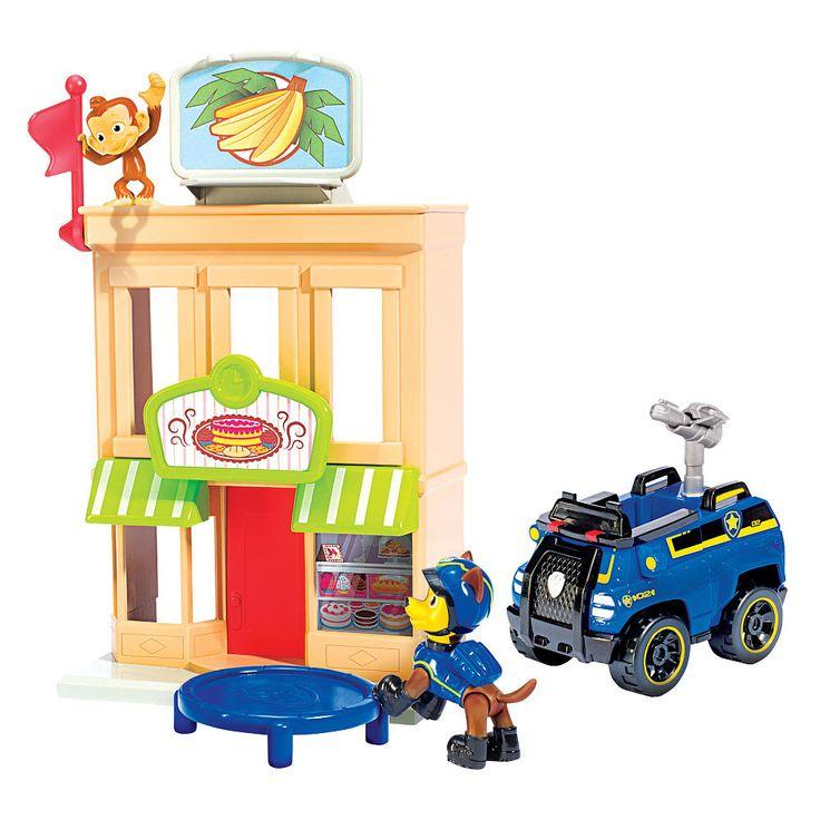 Paw Patrol Adventure Bay Bakery Townset Toys R Us