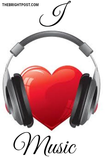 I Love Music Image To Share On Facebook Music Status
