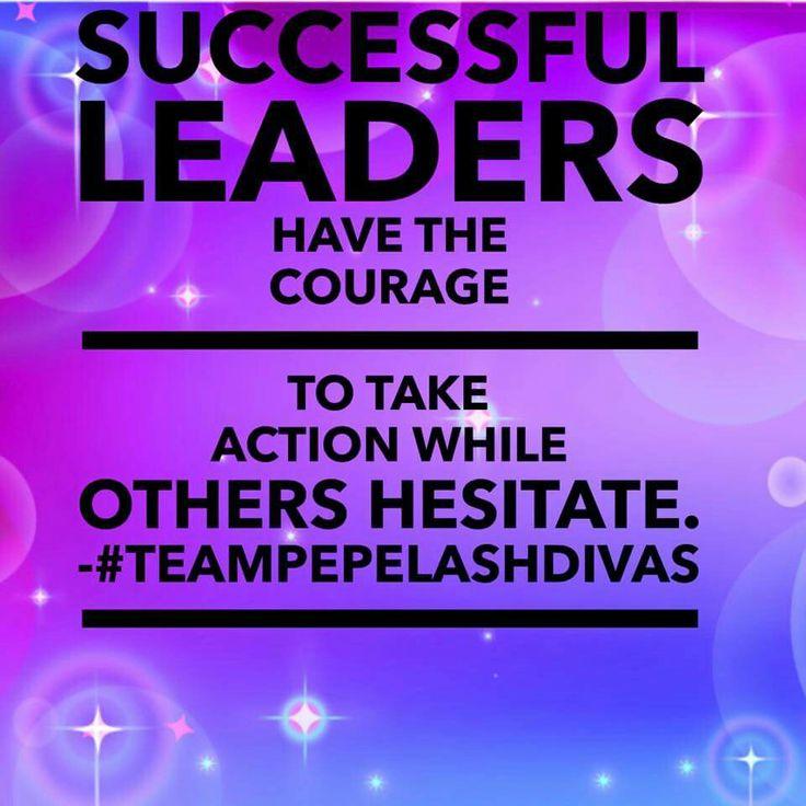 #TeamPepeLashDivas
