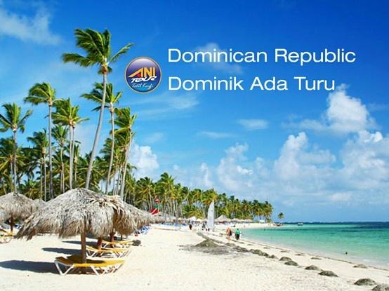 Egzotik Balayı Turları ----> Dominik Cumhuriyeti ----> Dominik Cumhuriyeti Turu ----> Dominik Ada Turu ----> Her Cumartesi Hareketli 7 gece 8 gün olan #Anitur Dominik Adaları Tur detayları için bağlantıyı takip edin.!