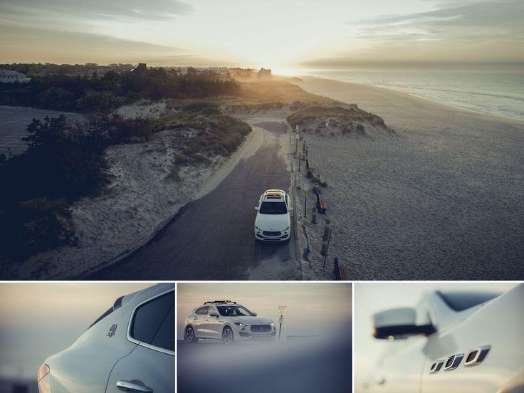 Levante Getaway by Patrick Curtet. #transportation #photography #car