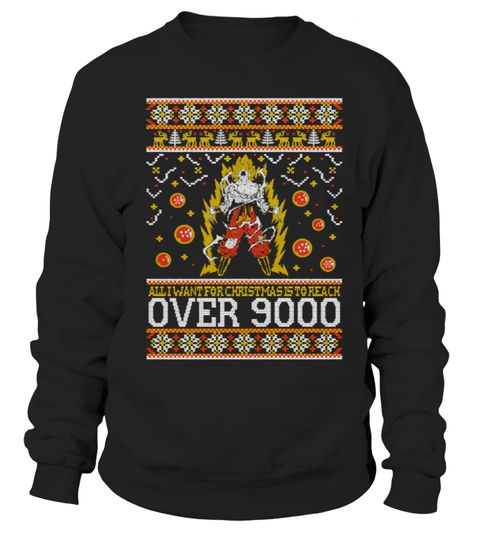 """# GOKU CHRISTMAS OVER 9000 UGLY SWEATER .  ByChristmas store 2017GOKU CHRISTMAS OVER 9000 UGLY XMAS SWEATER Special Offer, not available in shopsComes in a variety of styles and coloursBuy yours now before it is too late!Secured payment via Visa / Mastercard / Amex / PayPal / iDealHow to place an order Choose the model from the drop-down menu Click on """"Buy it now"""" Choose the size and the quantity Add your delivery address and bank details And that's it! black mirror tv show tv series…"""