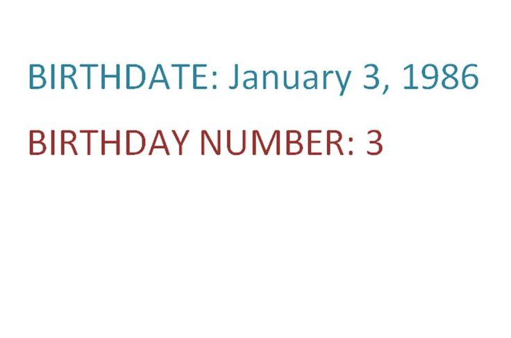 Numerology Calculate Soul Urge 3