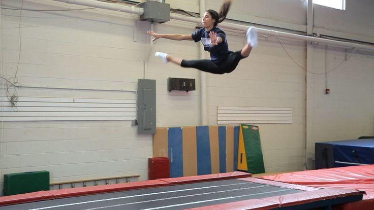 Gymnastics Drills for Beginners | Livestrong.com