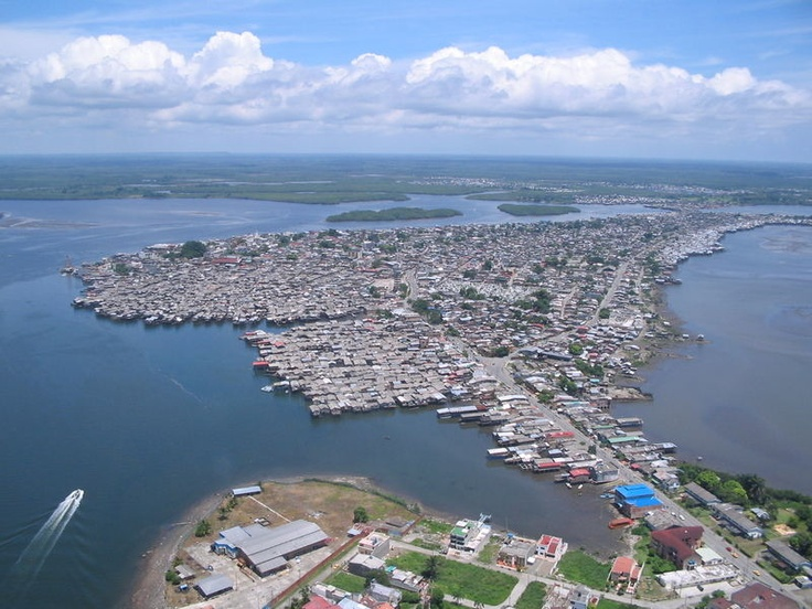 Panorámica Tumaco #colombia