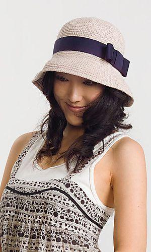 A la caza del patrón perfecto: Sombreros y pamelas