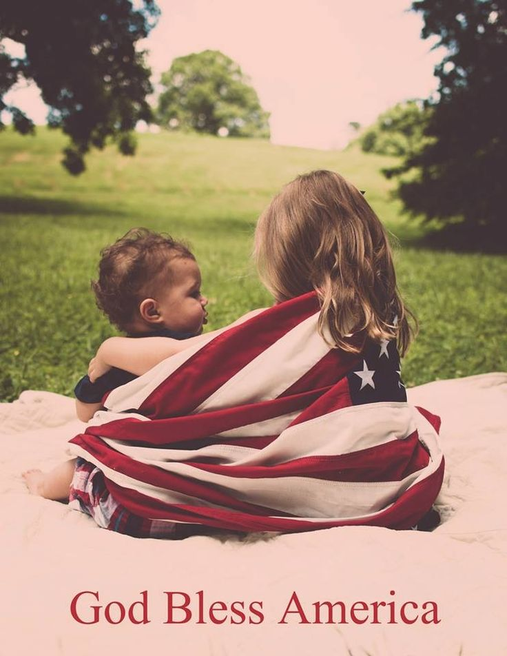 God Bless America! Happy forth of July! Children's photography  Crystal Barbee Photography