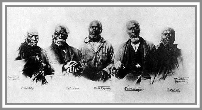 emancipation of the american slaves in 1863 those african americans ...